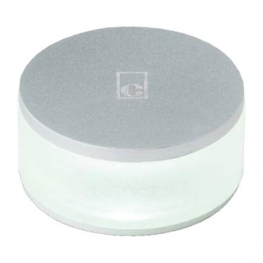 ML03 mini halo LED wall light - Aluminium - Low voltage