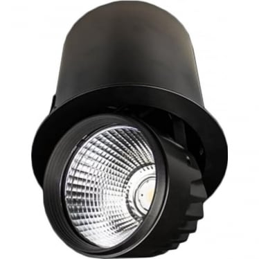 RDSL LARGE RECESSED 32W ADJUSTABLE LED DOWNLIGHT - Round - Low voltage