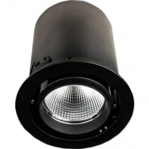 RDSM Medium Recessed 26W Adjustable LED Downlight - Round