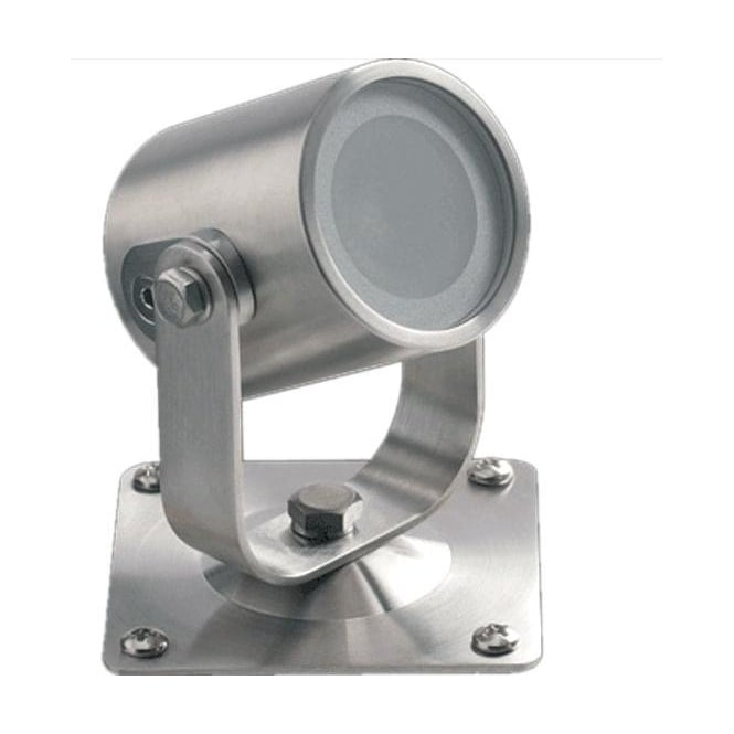 Collingwood Lighting UL010RGBW Colour change LED light with bracket 4w - Stainless steel