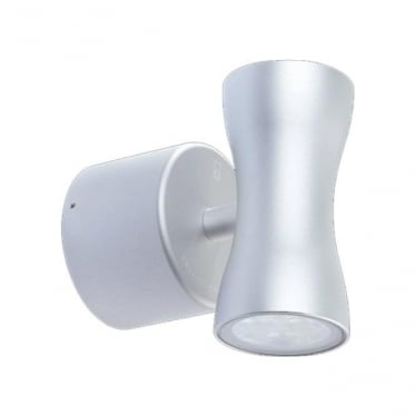 WL070RGBW Up/down LED Colour change wall light 24w - Aluminium - Low voltage