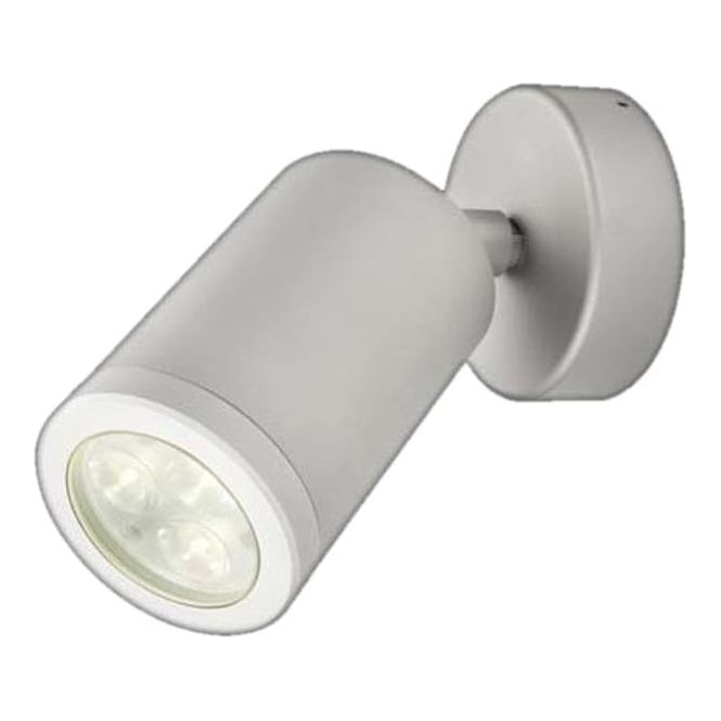 Collingwood Lighting WL220A mains LED wall light - Aluminium