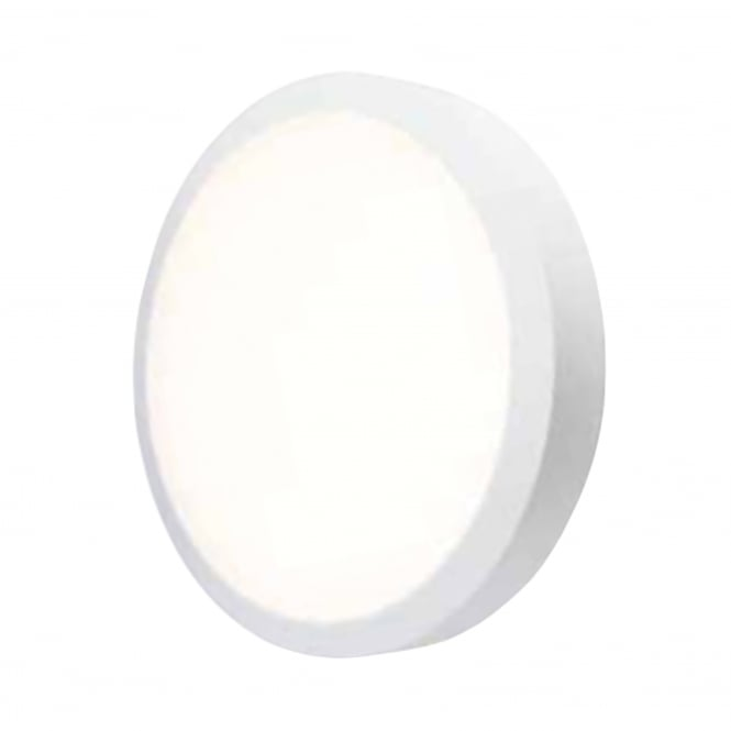 Collingwood Lighting WL92 Straight to Mains, General Purpose LED Bulkhead - with Microwave Sensor