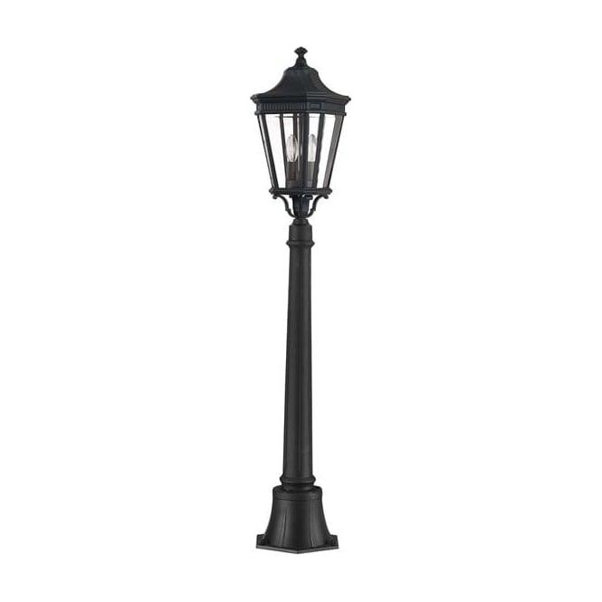 Feiss Cotswold Lane medium pillar - Bronze