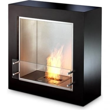 Cube - Free-standing Designer Fireplace