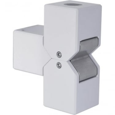 Cube Pillar Light - Powder coat colours - Low Voltage