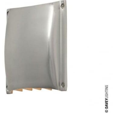 2464 Yacht Ventilator cover, Anodised Aluminium