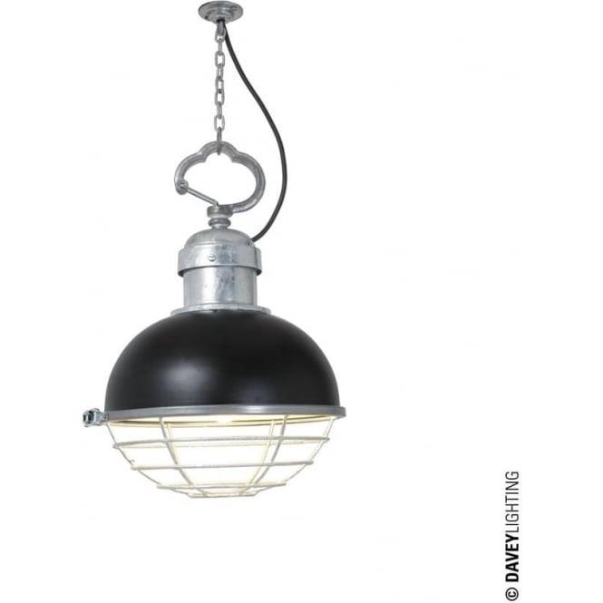 Davey Lighting 7243 Oceanic Pendant, Black