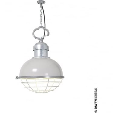 7243 Oceanic Pendant, Putty Grey