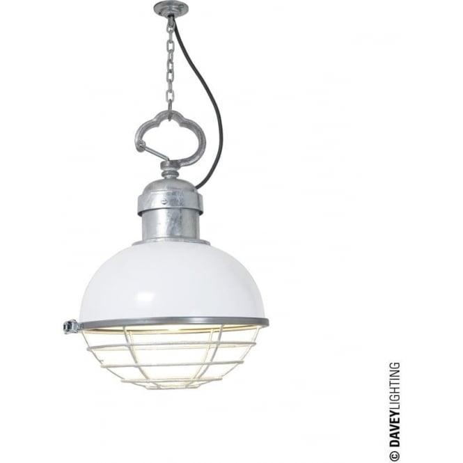 Davey Lighting 7243 Oceanic Pendant, White