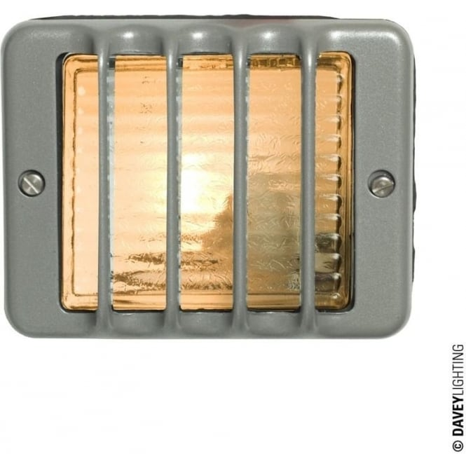 Davey Lighting 7576 Guarded Step Light, E14