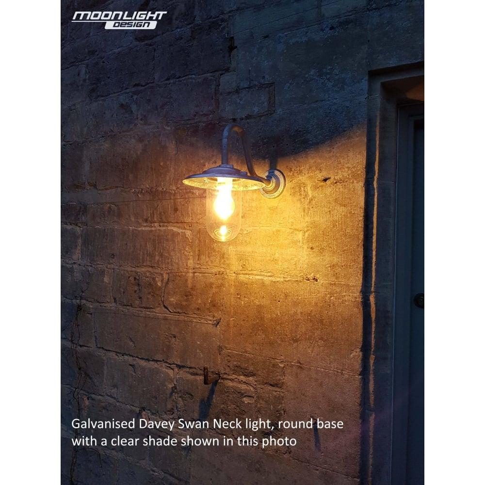 davey lighting davey lighting 7677 exterior bracket light 100w