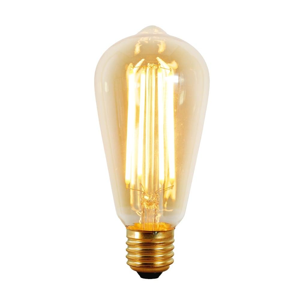 9905/LED Squirrel Cage Lamp, LED, 4W, ES