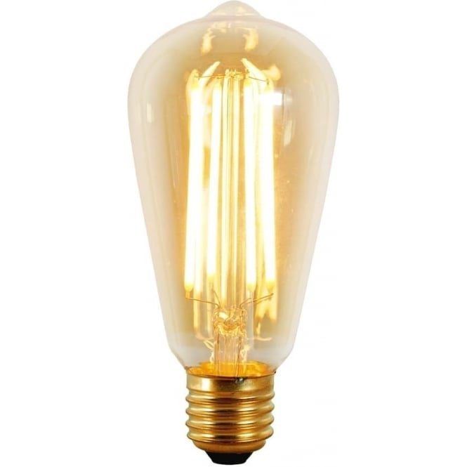 Davey Lighting 9905/LED Squirrel Cage Lamp, LED, 4W, ES