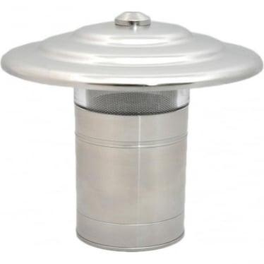 Deck Light GU10 - Stainless Steel- MAINS