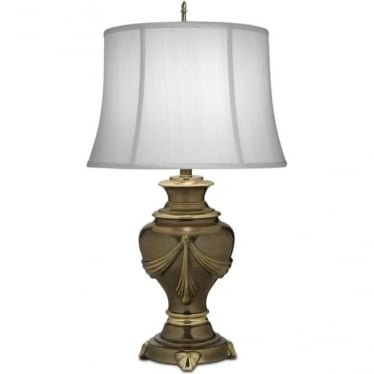 Detroit Table Lamp Roman Bronze