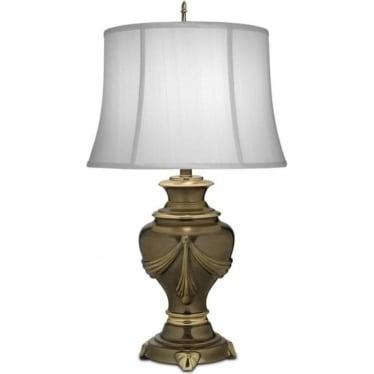 Detroit Table Lamp Roman Bronze
