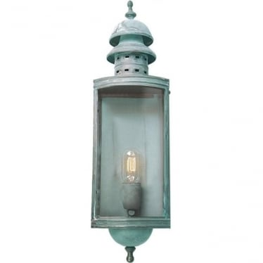 Downing Street Wall Lantern - Verdi
