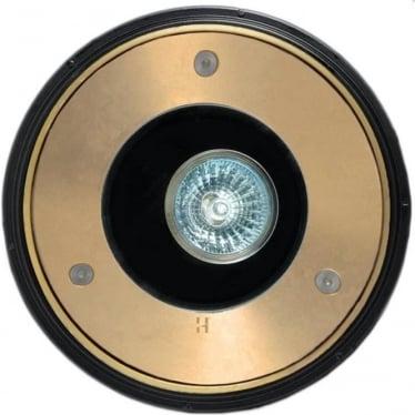 Driveway Light GU10 - Solid Bronze- MAINS
