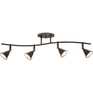Eastvale Ceiling Track Lights Palladian Bronze