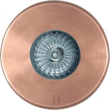 Eave Light 105mm - copper - Low Voltage