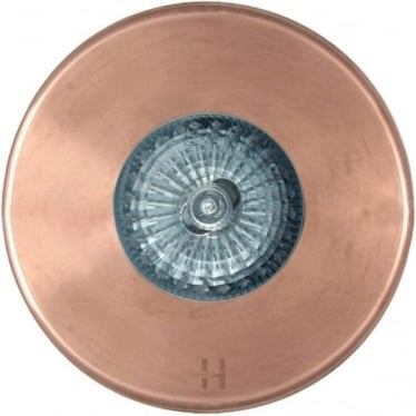 Eave Light - copper - Low Voltage