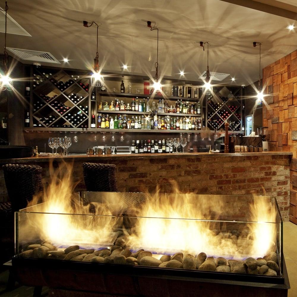 ecosmart fire bioethanol burner xs340 ecosmart fire from moonlight design ltd uk. Black Bedroom Furniture Sets. Home Design Ideas