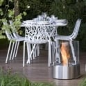 EcoSmart Fire Cyl - Outdoor Fireplace