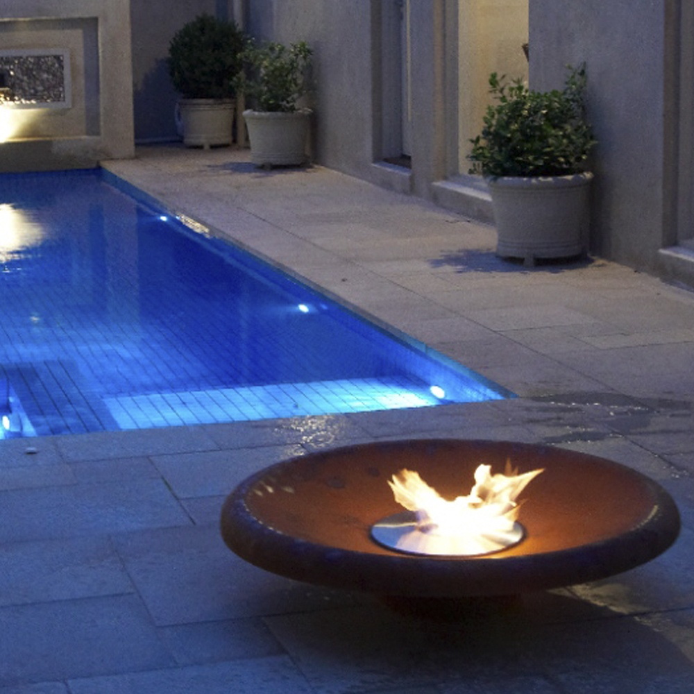 ecosmart fire outdoors bioethanol burner ab series ecosmart fire from moonlight design ltd uk. Black Bedroom Furniture Sets. Home Design Ideas