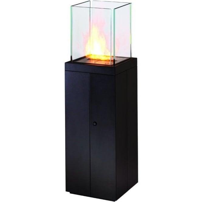 EcoSmart Fire Tower - Free-standing Designer Fireplace