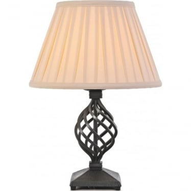 Elstead lighting belfry table lamp base only