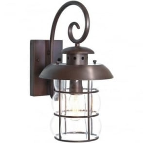 Bibury Wall Lantern - Old Bronze