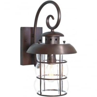 Bibury Wall Lantern - Old Bronze