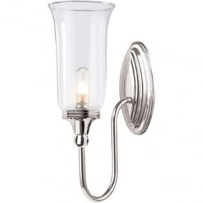 Blake Single Wall Light Polished Nickel