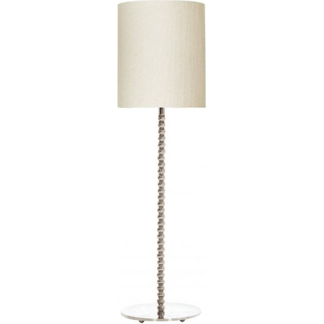 Elstead Lighting Bubble Table Lamp with Precious Cream Shade