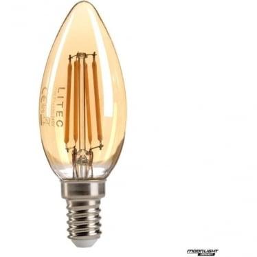 Candle E14 4W LED Lamp