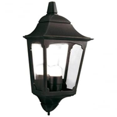 Chapel Half Lantern 2 - Black