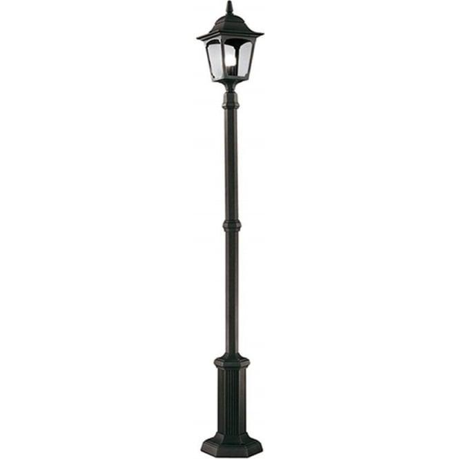 Elstead Lighting Chapel Lamp Post - Black