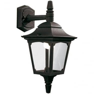 Chapel Mini Down Wall Lantern - Black