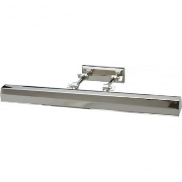 Chawton Picture Light Polished Nickel