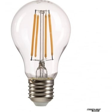 Classic E27 8W LED Lamp