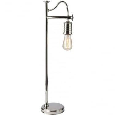 Douille Table Lamp Polished Nickel