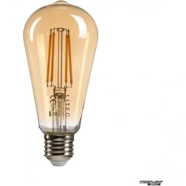 Edison E27 8W LED Lamp