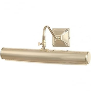 Elstead Interior Medium Picture Light - Polished Brass