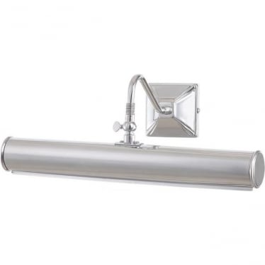 Elstead Interior Medium Picture Light - Polished Chrome