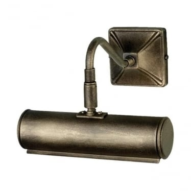 Elstead Interior Small Picture Light - Black Gold