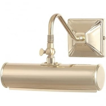 Elstead Interior Small Picture Light - Polished Brass