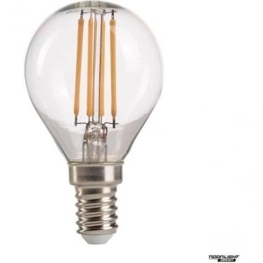 Golf ball E14 4W LED Lamp