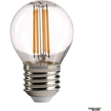 Golf ball E27 4W LED Lamp