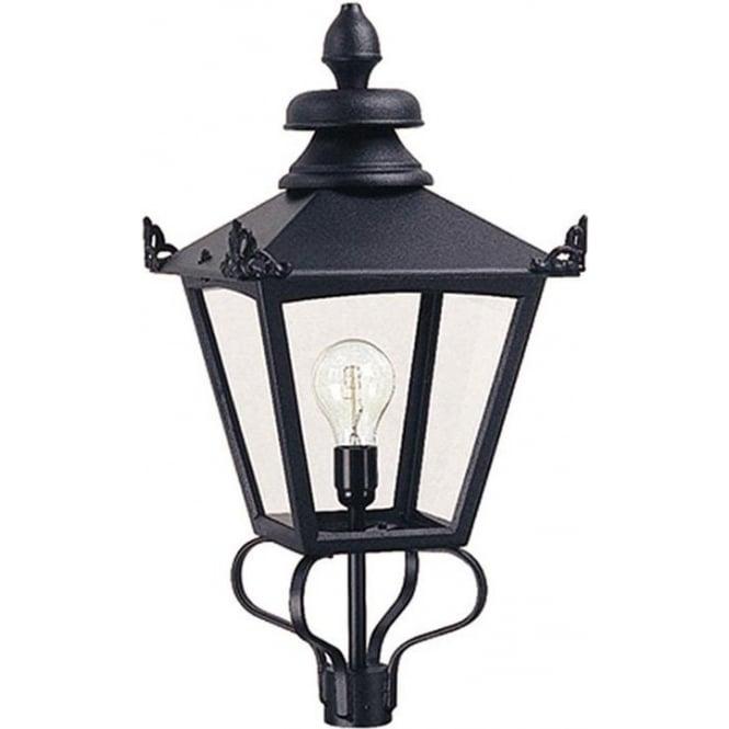 Elstead Lighting Grampian Head Only - Black